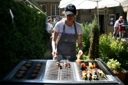VegeQ barbecue