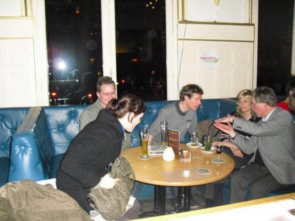 Vegacafé Amsterdam
