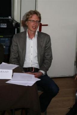 Nieuw bestuurslid: Pieter Hofland