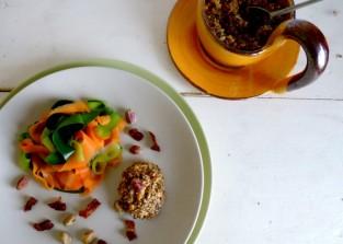 vegetarisch koken kerst
