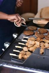 Vleesvervangers op de barbecue