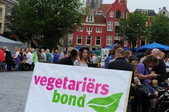 Langste Vegetarische Tafel