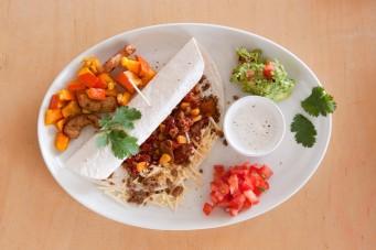 Chili à la Langste Vegetarische Tafel
