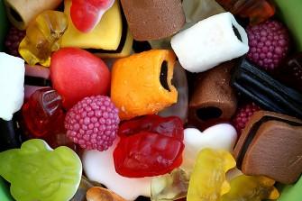snoepjes met en zonder gelatine