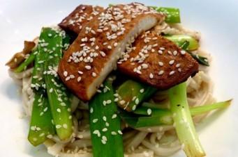 Chinese Wok met Gebakken Tofu