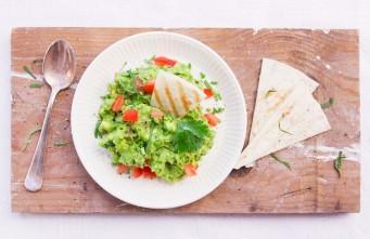 Guacamole á la De Langste Vegetarische Tafel