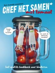 """""""Chef het Samen met Tomaat"""" Lekkerste Vegetarische Kookboek van 2016"""