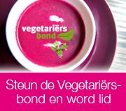 Steun de Vegetariërsbond