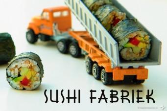Je Eigen Sushi Fabriek